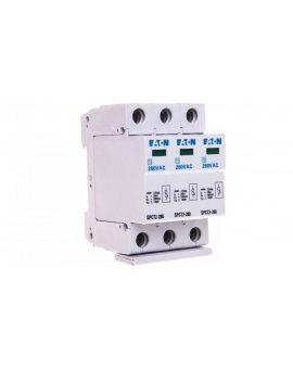 Ogranicznik przepięć C Typ 2 3P 20kA SPCT2-280/3 167595