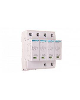 Ogranicznik przepięć B+C Typ 1+2 4P 12, 5kA 275V 1, 5kV ze stykiem sygnalizacyjnym SPN901R