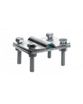 Złącze uniwersalne odgałęźne z przetłoczeniem 57x80mm fi9 4xM8/40 OC /91400601/
