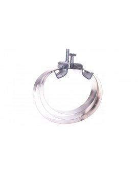 Obejma uniwersalna do rurociągu fi 150-300mm M8 77.1/M8 NI /97700105/