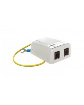Urządzenie zabezpieczające ACAR - AXON ADSL PROTECTOR (2xRJ11/12)