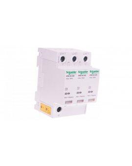 Ogranicznik przepięć C Typ 2 3P 65kA ze stykiem pomocniczym iPRD-65r-65kA-350V-3P A9L65301
