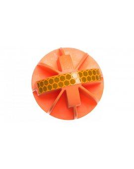 Końcówka ochronna odblaskowa do elementów odgromowych 5018014