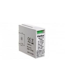 Wkład ogranicznika przepięć KSD-T1+T2 275/200 M 23139