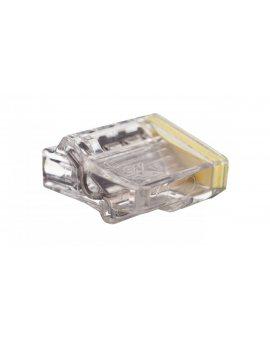 Szybkozłączka 4x1, 5-2, 5mm2 transparentna PC2254-CL 89023000 /100szt./