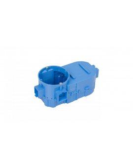 Puszka podtynkowa 60mm niebieska SE2x60 34117203