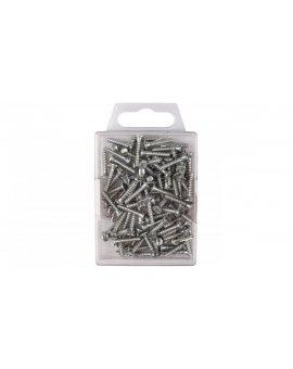 Wkręt osprzętowy do puszek długość 16mm W16 37086160 /100szt./
