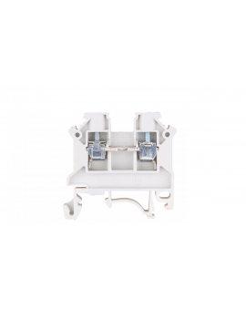 Złączka szynowa 2-przewodowa 4mm2 szara NOWA ZSG 1-4.0Ns 11321312