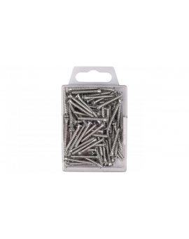 Wkręt osprzętowy do puszek długość 25mm W25 37086250 /100szt./