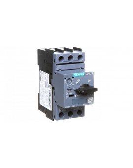 Wyłącznik silnikowy 3P 3kW 5, 5-8A S00 3RV2011-1HA10