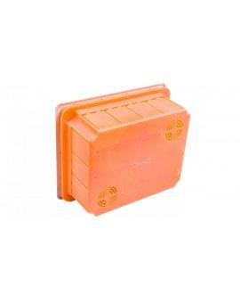 Puszka podtynkowa 126x156x70mm pomarańczowa Pp/t 6 11.6