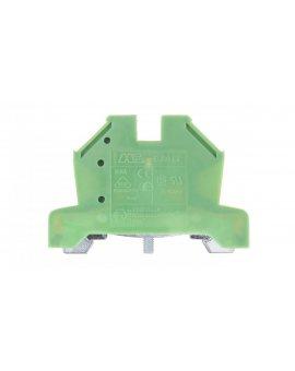 Złączka szynowa gwintowa ochronna ZSO 2, 5/4mm2 żółto-zielony 43454