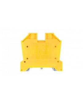Złączka szynowa gwintowa ochronna ZSO 16/25mm2 żółto-zielony 43451