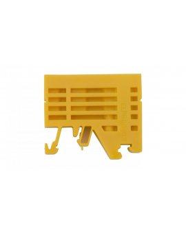 Trzymacz DIN/G KU-1z żółty 84019004 /25szt./