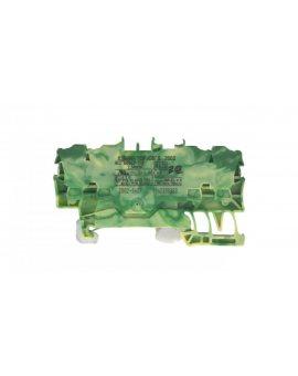 Złączka 4-przewodowa 2, 5mm2 żółto-zielona 2002-1407 TOPJOBS