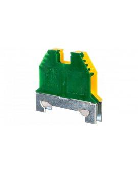 Złączka szynowa gwintowa ochronna 4mm2 zielono-żółta VS 4 PE 003901476