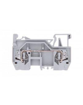 Złączka szynowa 2-przewodowa 2, 5mm2 szara 280-901