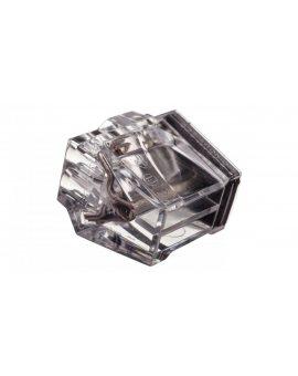 Szybkozłączka 8x1-2, 5mm2 transparentna PC258-CL 89005000 /50szt./
