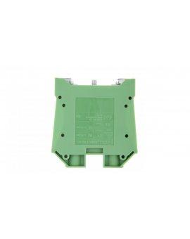 Złączka szynowa gwintowa ochronna ZSO 35/50mm2 żółto zielony 43457
