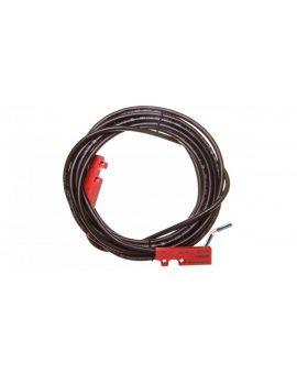 Wyłącznik magnetyczny bezpieczeństwa 2R 24V DC przewód 5m XCSDMC7905