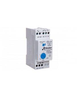 Przekaźnik kontroli poziomu cieczy przewodzących 1P 230V AC funkcja FL, FS, ES, EL regulacja czułości 72.01.8.240.0000