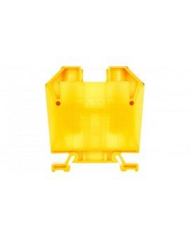 Złączka szynowa gwintowa ZSG ( ZUG ) 35/50mm2 żółto-zielony 43404E