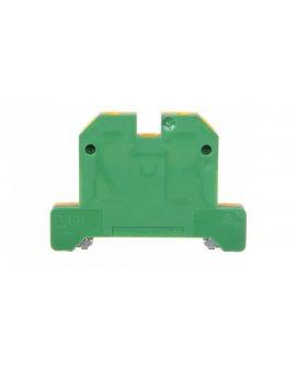 Złączka szynowa ochronna 2-przewodowa 4mm2 zielono-żółta EK 4/35 0661160000