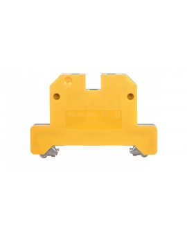 Złączka szynowa ochronna 2-przewodowa 2, 5mm2 zielono-żółta EK 2.5/35 0661060000