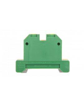 Złączka szynowa ochronna PE 2-przewodowa 10mm2 żółto-zielona EK 10/35 0661360000