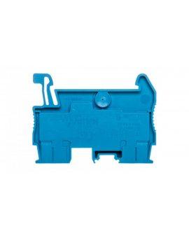 Złączka szynowa 2-przewodowa 4mm2 niebieskie PT 2, 5 BU 3209523 /50szt./