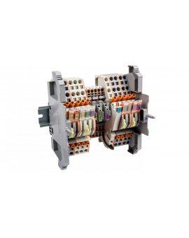 Listwa pomiarowa LPW 16-torowa 230V AC równoległa 847-436/230-1000