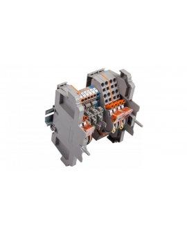 Listwa pomiarowa LPW 13-torowa 230V AC równoległa 847-105/230-1000