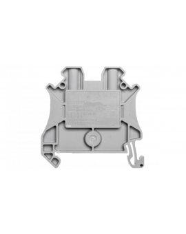 Złączka szynowa 2-przewodowa 4mm2 szara NSYTRV42