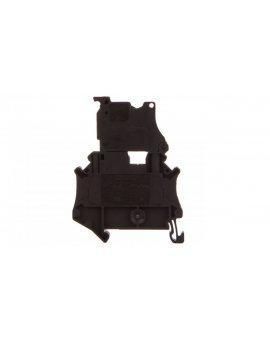 Złączka szynowa z bezpiecznikiem 5x20 6, 3A 2-przewodowa 4mm2 czarna UT 4-HESI (5X20) 3046032