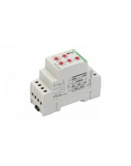 Przekaźnik czasowy 2P 8A 0, 1sek-576h 230V AC wielofunkcyjny PCU-520