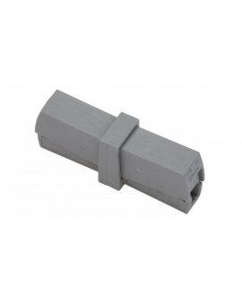 Złączka 2x 0, 5-2, 5mm2 jasnoszara 224-201 /50szt./