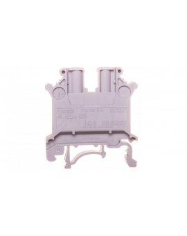 Złączka szynowa 2-przewodowa 2, 5mm2 szara UK 5 N 3004362 /50szt./