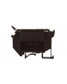 Złączka szynowa na bezpiecznik 5x20/25/30 5 2-przewodowa 0, 2-4mm2 czarna UK 5-HESILED 24 3004126