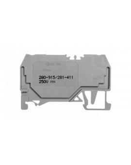 Złączka diodowa 2-przewodowa 2, 5mm2 280-915/281-411