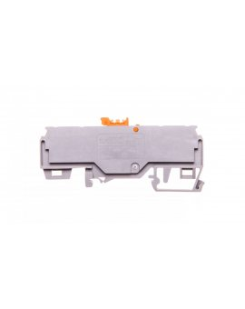 Złączka rozłączalna 4-przewodowa szara 280-874