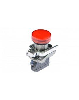 Lampka sygnalizacyjna 22mm czerwona 230-240V AC LED XB4BVM4