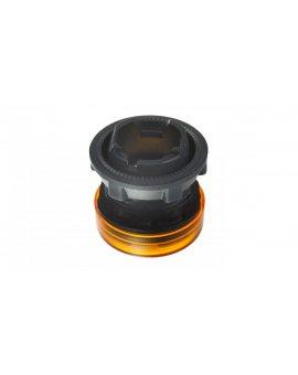 Główka lampki sygnalizacyjnej 22mm żółta ZB5AV053