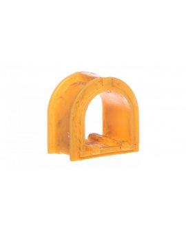 Łącznik do łączenia dwóch puszek osprzętowych fi 71mm żółty MULTIFIX PLUS2 IMT35180 /100zt./