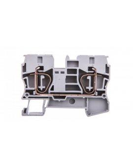 Listwa zaciskowa 2-przewodowa 0, 2-16mm2 szara ST 10 3036110