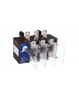 Rozłącznik bezpiecznikowy 3P 160A NH00 RAB 00 P3 160A