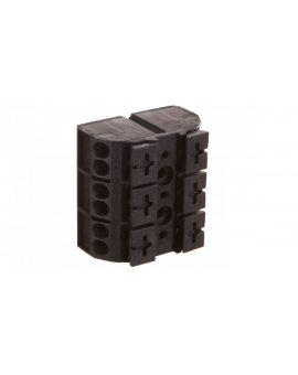 Blok zasilający 3-torowy czarny 862-503 /250szt./