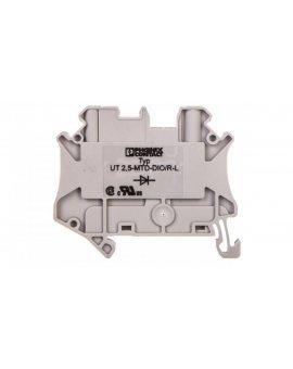 Złączka diodowa 2-przewodowa 0, 14-4mm2 szara UT 2, 5-MTD-DIO/R-L 3064140 /50szt./