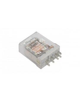 Przekaźnik przemysłowy 2P 5A 24V DC AgNi R2M-2012-23-1024 617171