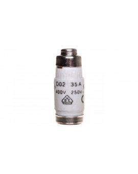 Wkładka bezpiecznikowa BiWtz 35A D02 gG 400V LE1835