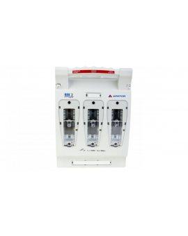 Rozłącznik izolacyjny bezpiecznikowy 400A RBK 2 pro-V /zacisk V-klema 50-240mm2/ 63-811685-071
